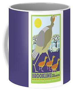 Walking Tours Coffee Mug