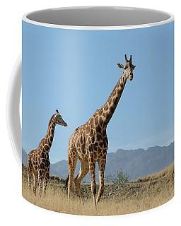 Walking With Mom Coffee Mug