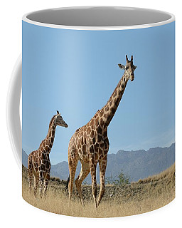 Walking With Mom Coffee Mug