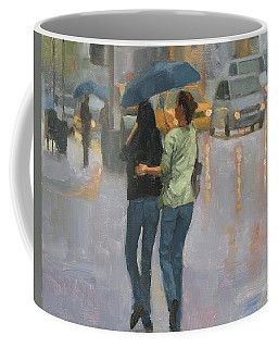 Walking With You Coffee Mug