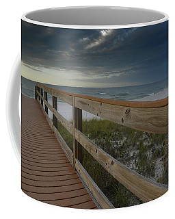 Walkway To Paradise Coffee Mug