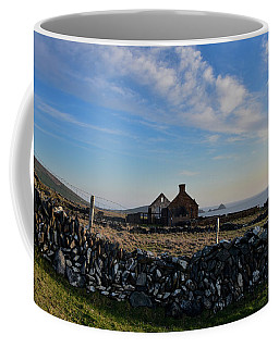 Wall Coffee Mug by Barbara Walsh