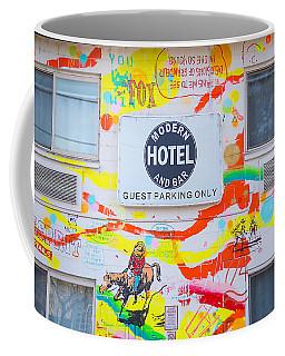 Wall Graffiti Art Coffee Mug