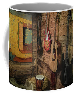 Wall Of Art And Sound Coffee Mug