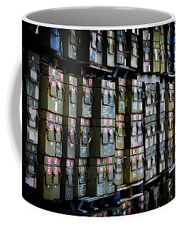 Wall Of Containment Coffee Mug