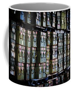 Wall Of Containment Coffee Mug