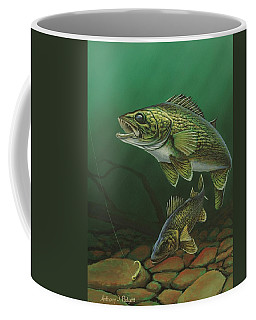 Walleye Coffee Mug