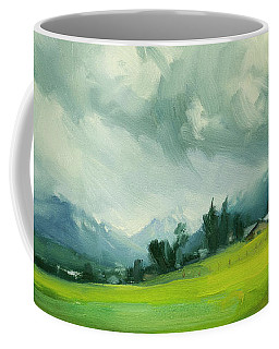 Wallowa Valley Storm Coffee Mug