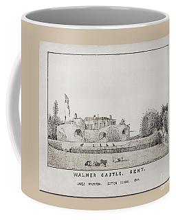 Walmer Castle Kent Coffee Mug