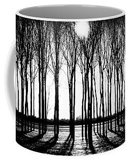 Walnut Grove Fall Evening Coffee Mug