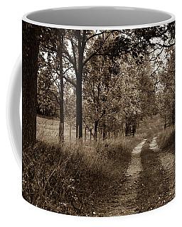 Walnut Lane Antiqued Coffee Mug