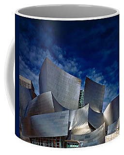 Walt Disney Concert Hall Coffee Mug
