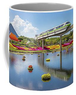 Walt Disney World Epcot Flower Festival Coffee Mug