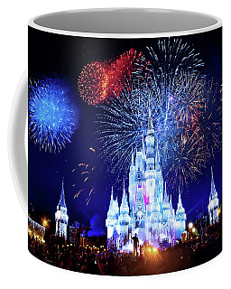 Walt Disney World Fireworks  Coffee Mug