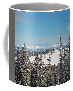 Walton Peak  Coffee Mug