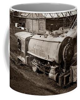 Wanamie Pennsylvania Coal Mine Locomotive Lokey 1969... Coffee Mug