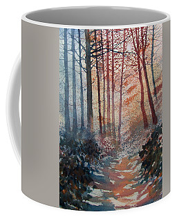 Wander In The Woods Coffee Mug
