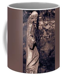 Wandering Lady Of Myrtle Hill Bw Coffee Mug