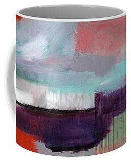 Wanderlust 22- Art By Linda Woods Coffee Mug