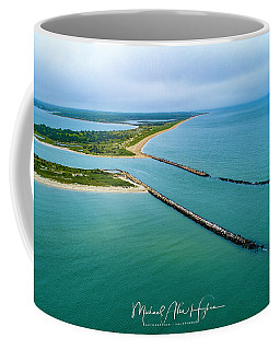 Waquiot Bay Breakwater Coffee Mug