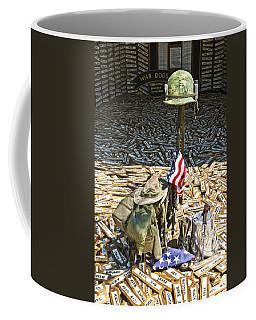 War Dogs Sacrifice Coffee Mug