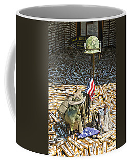 War Dogs Sacrifice Coffee Mug