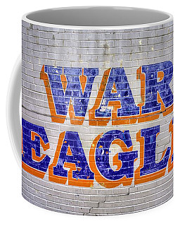 Coffee Mug featuring the photograph War Eagle by JC Findley