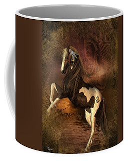 War Horse 2 Coffee Mug