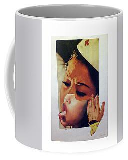 War Nurse Coffee Mug