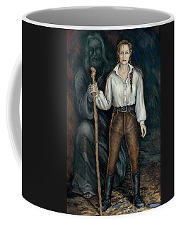 War Queen Of Turmoil Coffee Mug