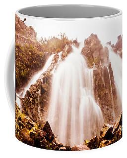Waratah Wild Waterfall Coffee Mug