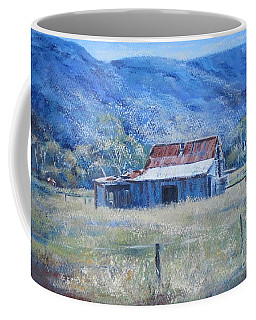 Warby Hut Coffee Mug