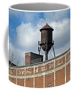 Warehouse Water Tower Coffee Mug