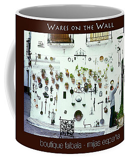Wares On The Wall Poster Coffee Mug
