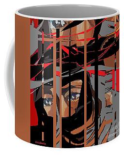 Wariors Coffee Mug by Andrew Drozdowicz