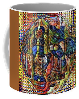 Warm And Fuzzy Coffee Mug