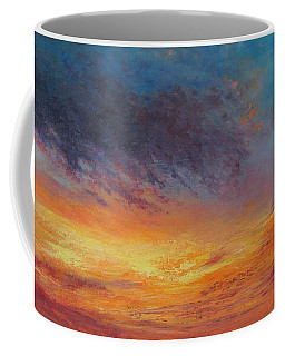 Warm Embrace Coffee Mug by Valerie Travers