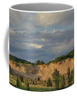 Warm Glow Dune Coffee Mug
