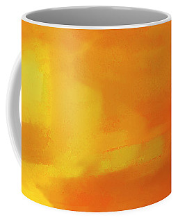 Coffee Mug featuring the digital art Warm Moment by John Hansen