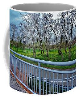Warm Rainforest  Coffee Mug