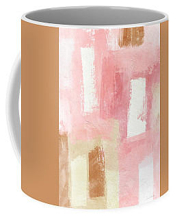 Warm Spring 2- Abstract Art By Linda Woods Coffee Mug