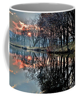 Warm Spring Evening Coffee Mug