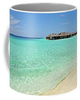 Warm Welcoming. Maldives Coffee Mug