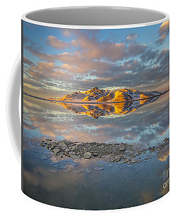 Warm Winter Sunset Coffee Mug