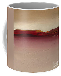 Warm Mountains Coffee Mug