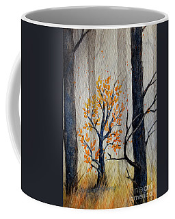 Warmth In Winter Coffee Mug