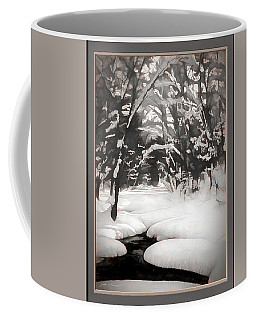 Warmth Of A Winter Day Coffee Mug