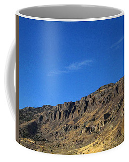 Warner Mountains From Surprise Valley Coffee Mug