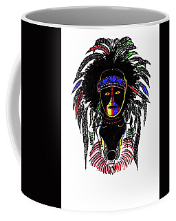 Warpaint Coffee Mug