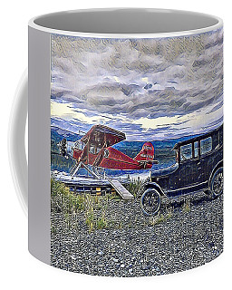 Warren's Passion Coffee Mug